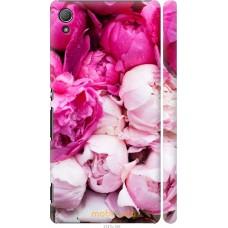 Чехол на Sony Xperia Z3+ Dual E6533 Розовые цветы