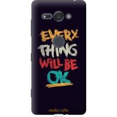 Чехол на Sony Xperia XZ2 Compact H8324 Everything will be Ok
