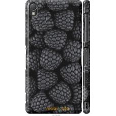 Чехол на Sony Xperia Z3 D6603 Черная ежевика
