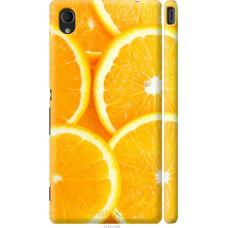 Чехол на Sony Xperia M4 Aqua Апельсинки