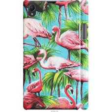 Чехол на Sony Xperia Z1 C6902 Tropical background