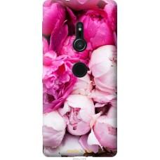 Чехол на Sony Xperia XZ2 Розовые цветы