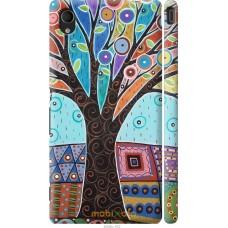 Чехол на Sony Xperia M4 Aqua Арт-дерево