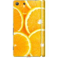 Чехол на Sony Xperia M5 Апельсинки