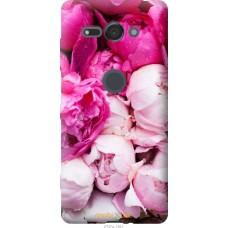 Чехол на Sony Xperia XZ2 Compact H8324 Розовые цветы