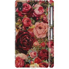 Чехол на Sony Xperia Z2 D6502 D6503 Прекрасные розы