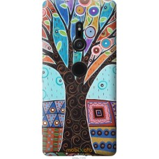 Чехол на Sony Xperia XZ2 Арт-дерево