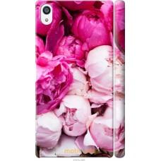 Чехол на Sony Xperia Z5 Premium Розовые цветы