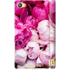 Чехол на Sony Xperia Z5 Compact E5823 Розовые цветы