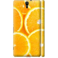 Чехол на Sony Xperia C5 Ultra Dual E5533 Апельсинки