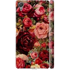 Чехол на Sony Xperia X Прекрасные розы