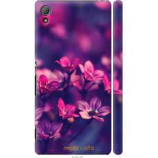 Чехол на Sony Xperia Z3+ Dual E6533 Весенние цветочки