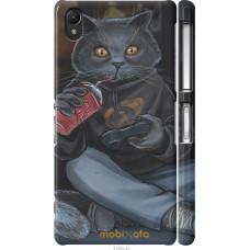 Чехол на Sony Xperia Z2 D6502|D6503 gamer cat