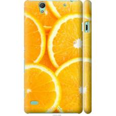 Чехол на Sony Xperia C4 Апельсинки
