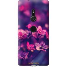 Чехол на Sony Xperia XZ2 Весенние цветочки