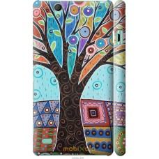 Чехол на Sony Xperia C4 Арт-дерево