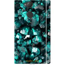 Чехол на Sony Xperia XA2 Кристаллы 2
