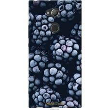 Чехол на Sony Xperia XA2 Ultra H4213 Морозная ежевика
