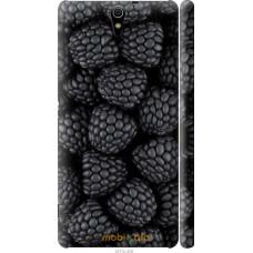 Чехол на Sony Xperia C5 Ultra Dual E5533 Черная ежевика