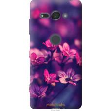 Чехол на Sony Xperia XZ2 Compact H8324 Весенние цветочки