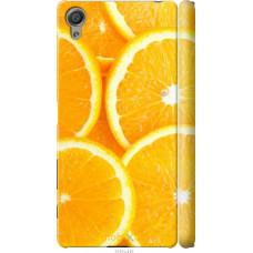 Чехол на Sony Xperia X Апельсинки