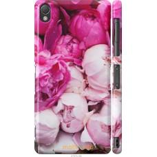 Чехол на Sony Xperia Z3 D6603 Розовые цветы
