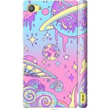 Чехол на Sony Xperia Z5 Compact E5823 'Розовый космос