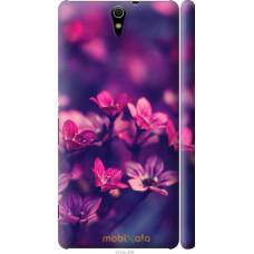 Чехол на Sony Xperia C5 Ultra Dual E5533 Весенние цветочки