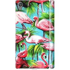 Чехол на Sony Xperia Z5 Tropical background