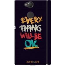 Чехол на Sony Xperia XA2 Everything will be Ok