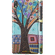 Чехол на Sony Xperia Z3 D6603 Арт-дерево