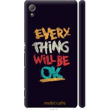 Чехол на Sony Xperia Z3+ Dual E6533 Everything will be Ok