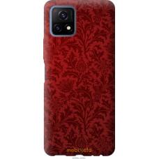 Чехол на Vivo Y52S Чехол цвета бордо