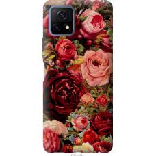 Чехол на Vivo Y52S Цветущие розы
