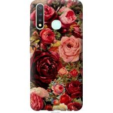 Чехол на Vivo Y19 Цветущие розы
