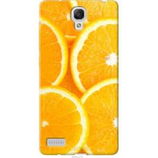 Чехол на Xiaomi Redmi Note Апельсинки