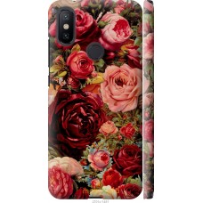 Чехол на Xiaomi Mi A2 Прекрасные розы