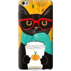 Чехол на Xiaomi Mi Note Осенний кот