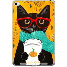 Чехол на Xiaomi Mi Pad 2 Осенний кот