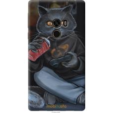 Чехол на Xiaomi Mi MiX gamer cat