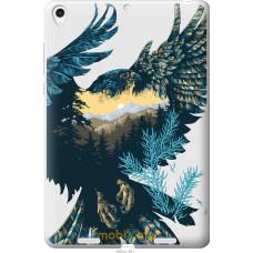 Чехол на Xiaomi Mi Pad Арт-орел на фоне природы