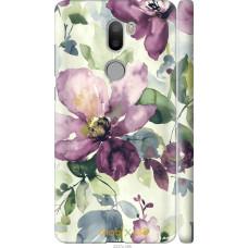 Чехол на Xiaomi Mi 5s Plus Акварель цветы
