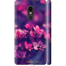 Чехол на Xiaomi Redmi Note 4X Весенние цветочки