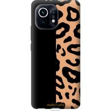 Чехол на Xiaomi Mi 11 Пятна леопарда
