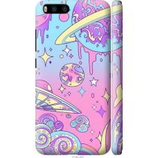 Чехол на Xiaomi Mi6 'Розовый космос