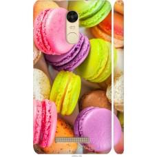 Чехол на Xiaomi Redmi Note 3 Вкусные макаруны