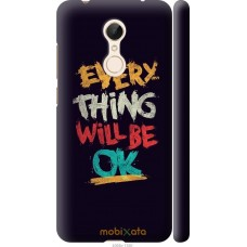 Чехол на Xiaomi Redmi 5 Everything will be Ok
