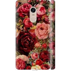 Чехол на Xiaomi Redmi Note 4 Прекрасные розы