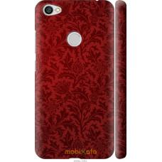 Чехол на Xiaomi Redmi Note 5A Prime Чехол цвета бордо