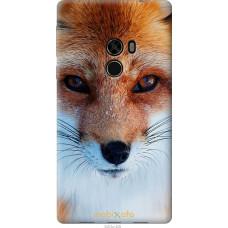 Чехол на Xiaomi Mi MiX Рыжая лисица